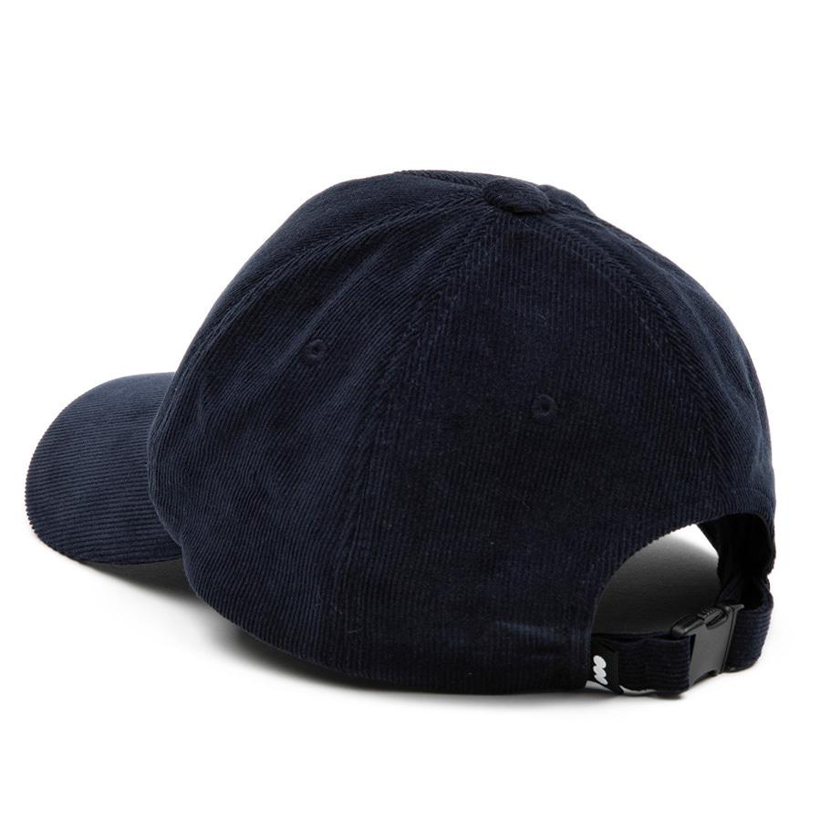 Coduroy Ball Cap Navy