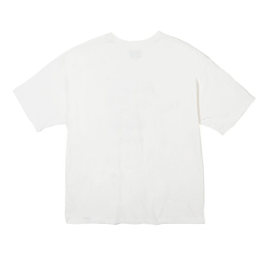R.C T-Shirts Off White