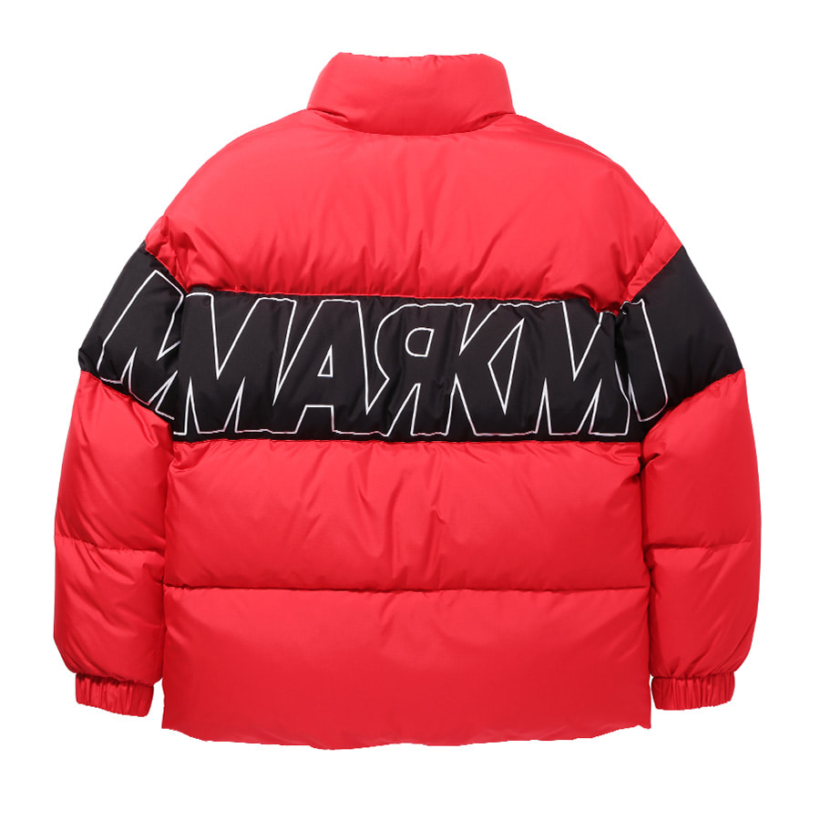 MM DUCKDOWN Color Block Padding RE