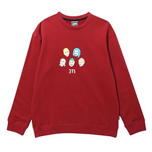 8MILE Artwork Sweatshirt RE