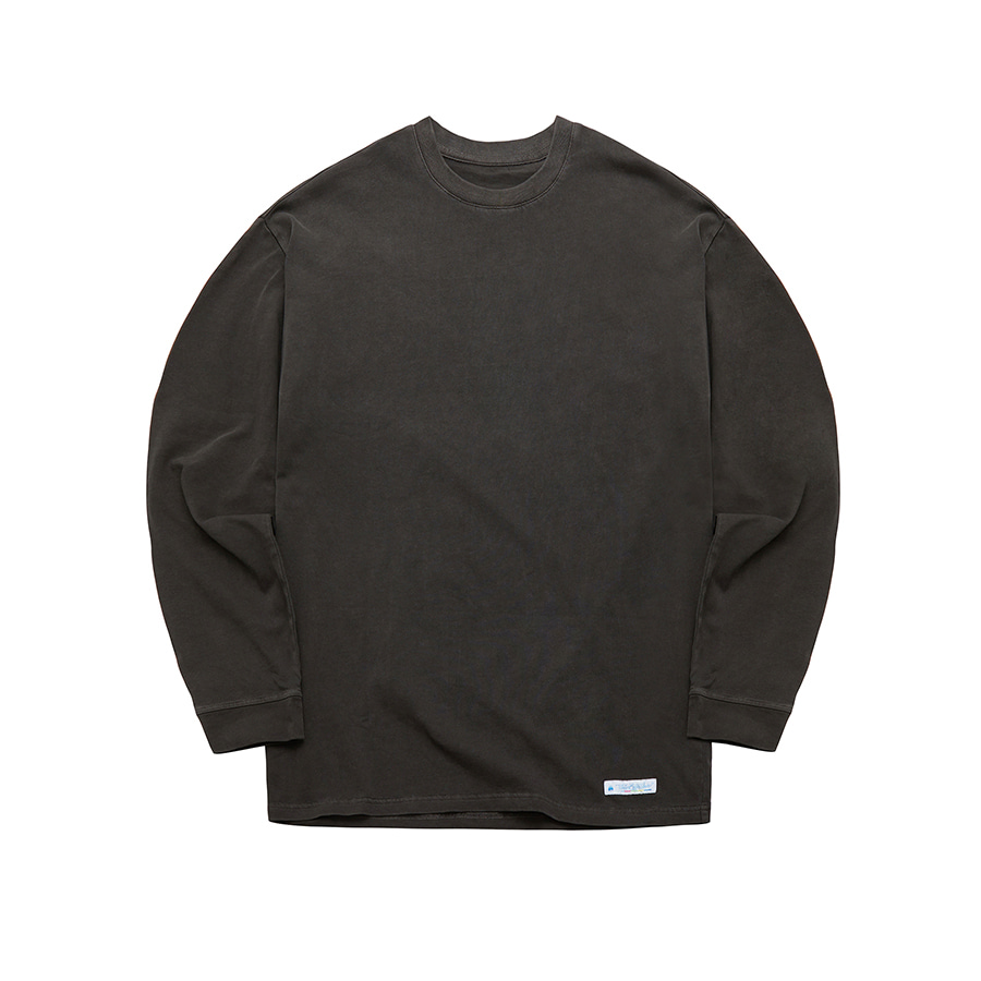 Pigment Dyed Long Sleeve GYC