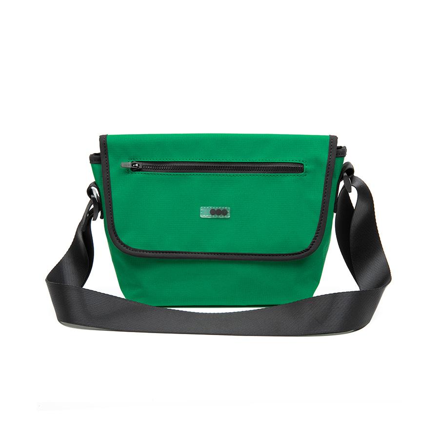 Small Messenger Bag Green