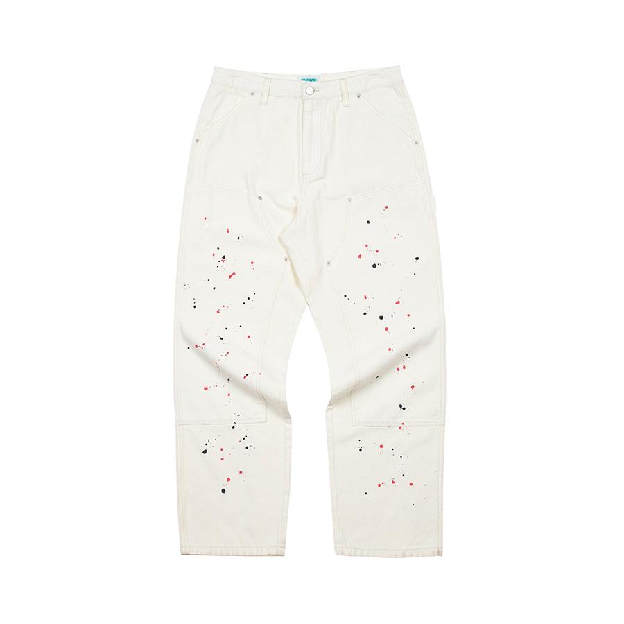 Carpenter Paint Pants Ivory