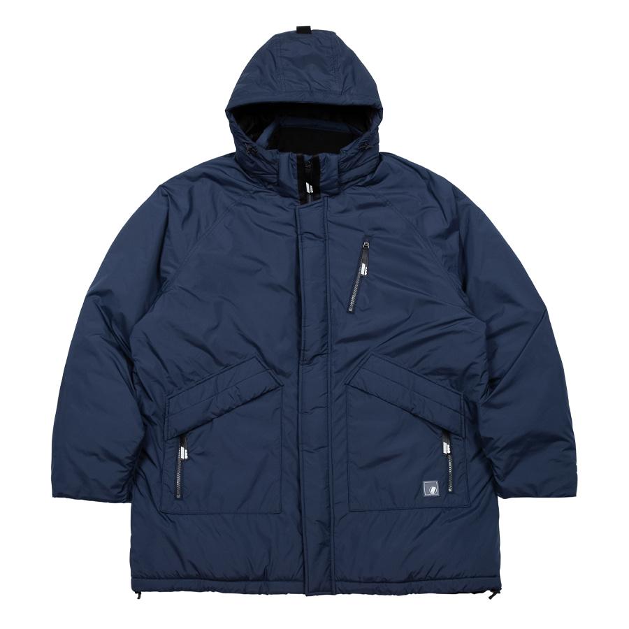 Hooded Mid Padding Jacket NA