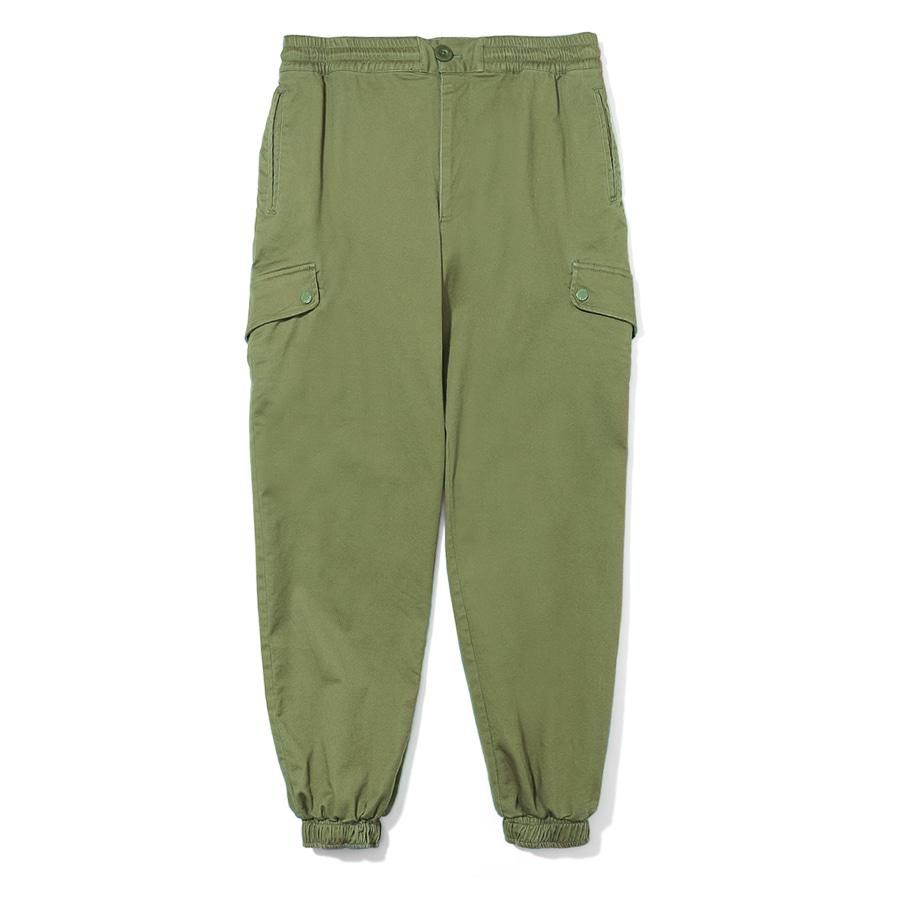 Jogger Span Pants Khaki