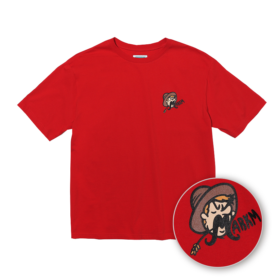 Mexican T-shirts Red