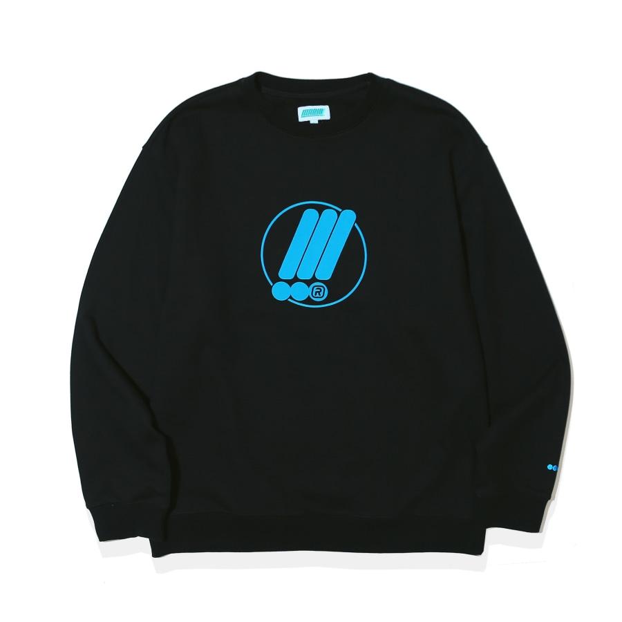 [포토카드 part.1 증정] Symbol Graphic Sweatshirts Black