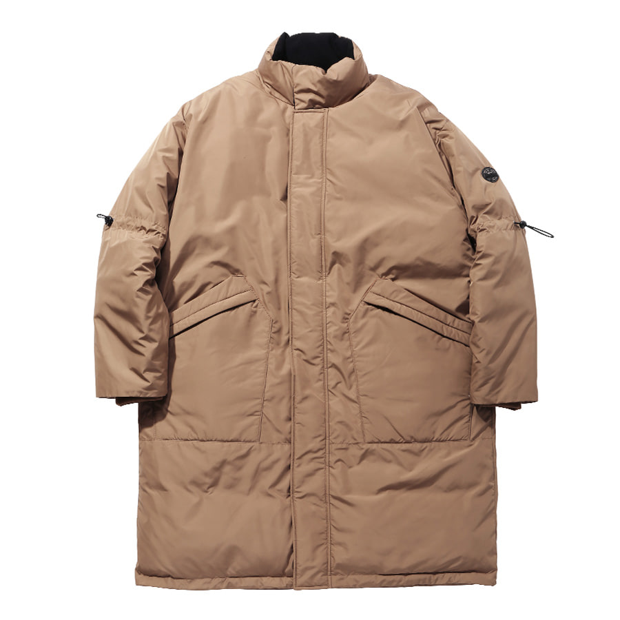 MM Long Quilted Wellon Jacket BE