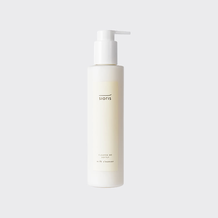 SIORIS Cleanse Me Softly Milk Cleanser,K Beauty