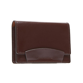 Bridle Leather Card case - Brown