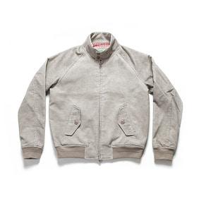 Vintage Corduroy Baram Jacket - Beige
