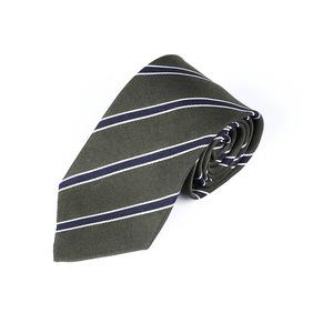 Regimental Tie - Olive