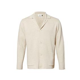 Knit Jacket - Beige