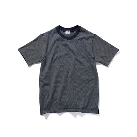 Robust Line T Shirts - Navy