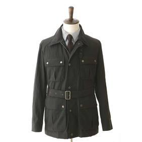 CT C01 Waxed Cotton Hunting Jacket - Khaki