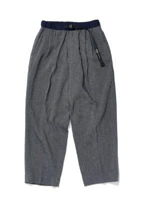 Like Denim Crop Pants (Navy)