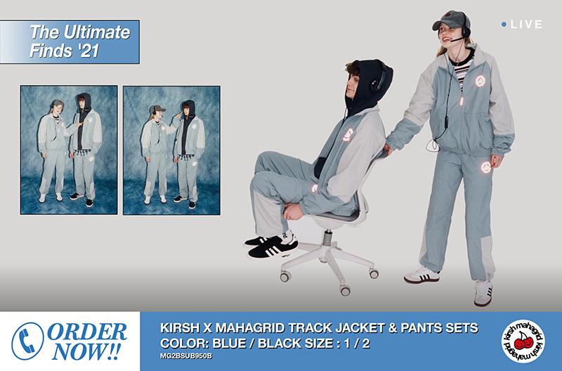 MAHAGRID X KIRSH COLLABORATION