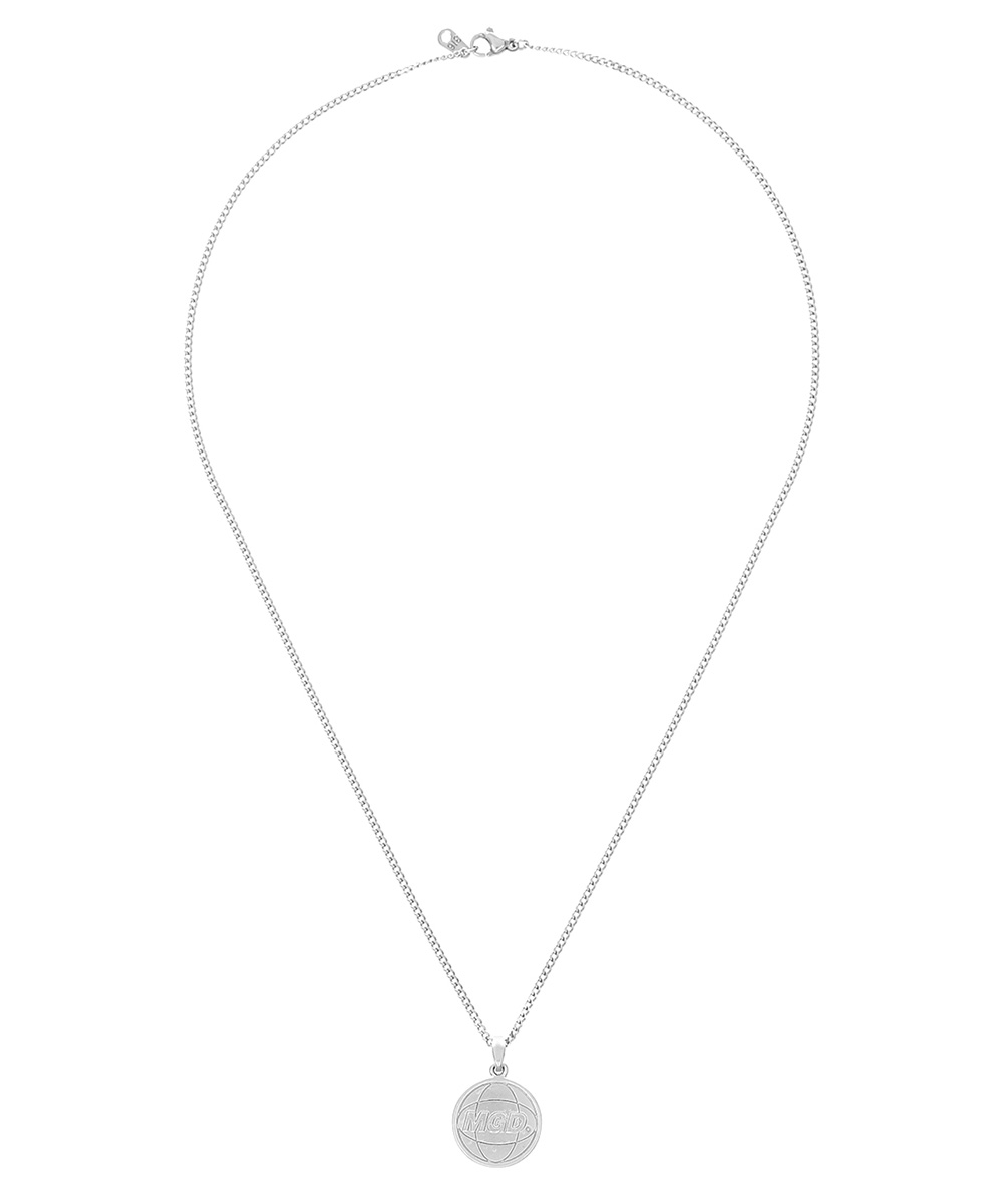 MGD PLANET NECKLACE[SILVER]