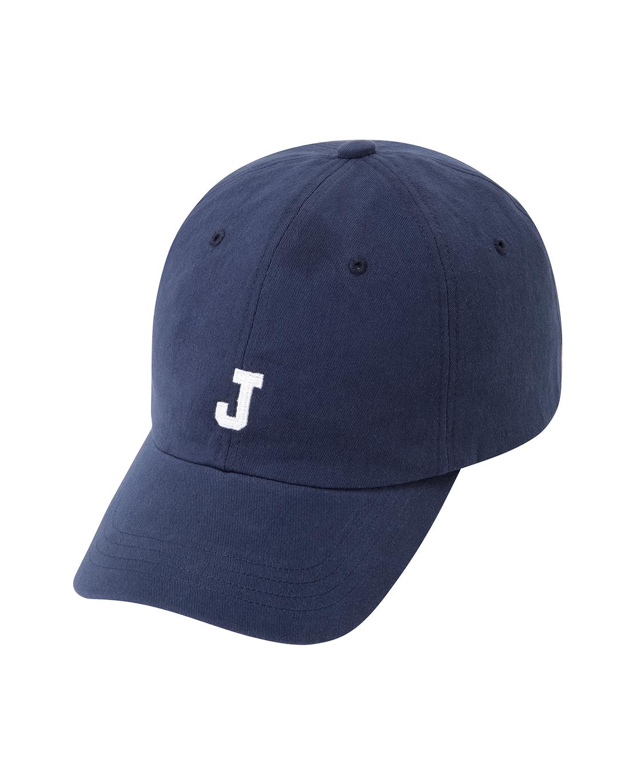Jeunesse J Logo Ball Cap NAVY