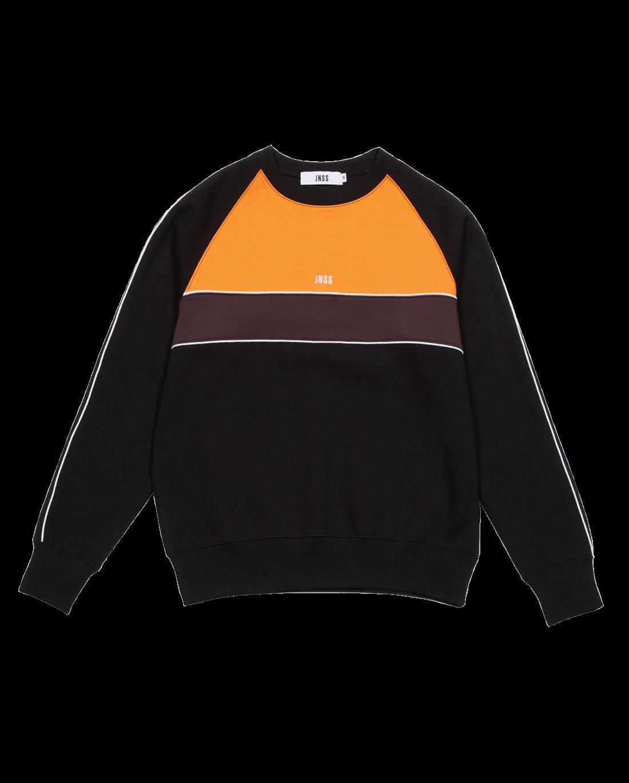 Overpiping Sweatshirt Orange (FW Version 기모)