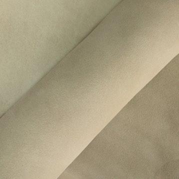 염소가죽 - 스웨이드 (애쉬베이지)