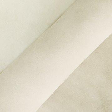 염소가죽 - 스웨이드 (퓨어화이트)