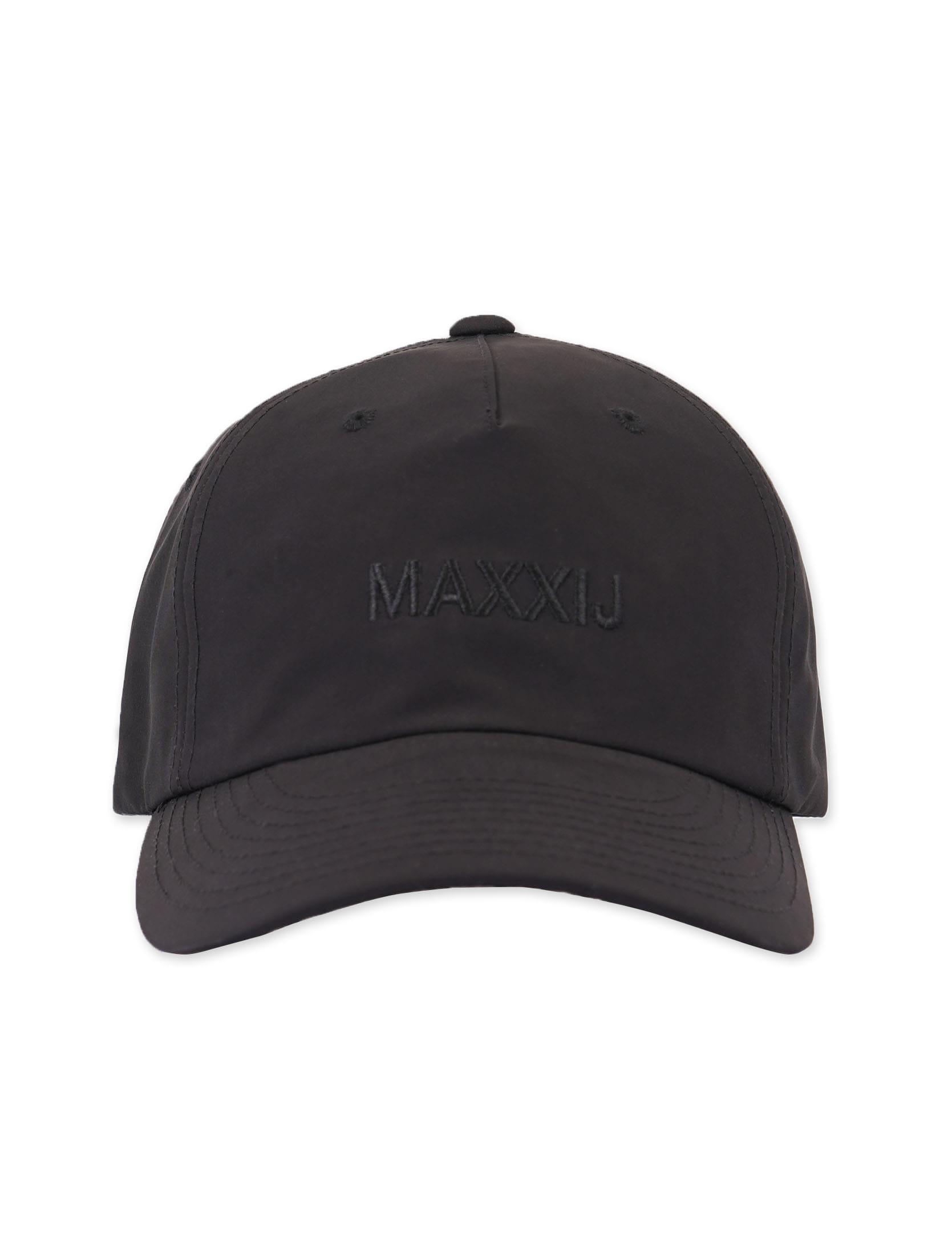 Black Logo Ball Cap
