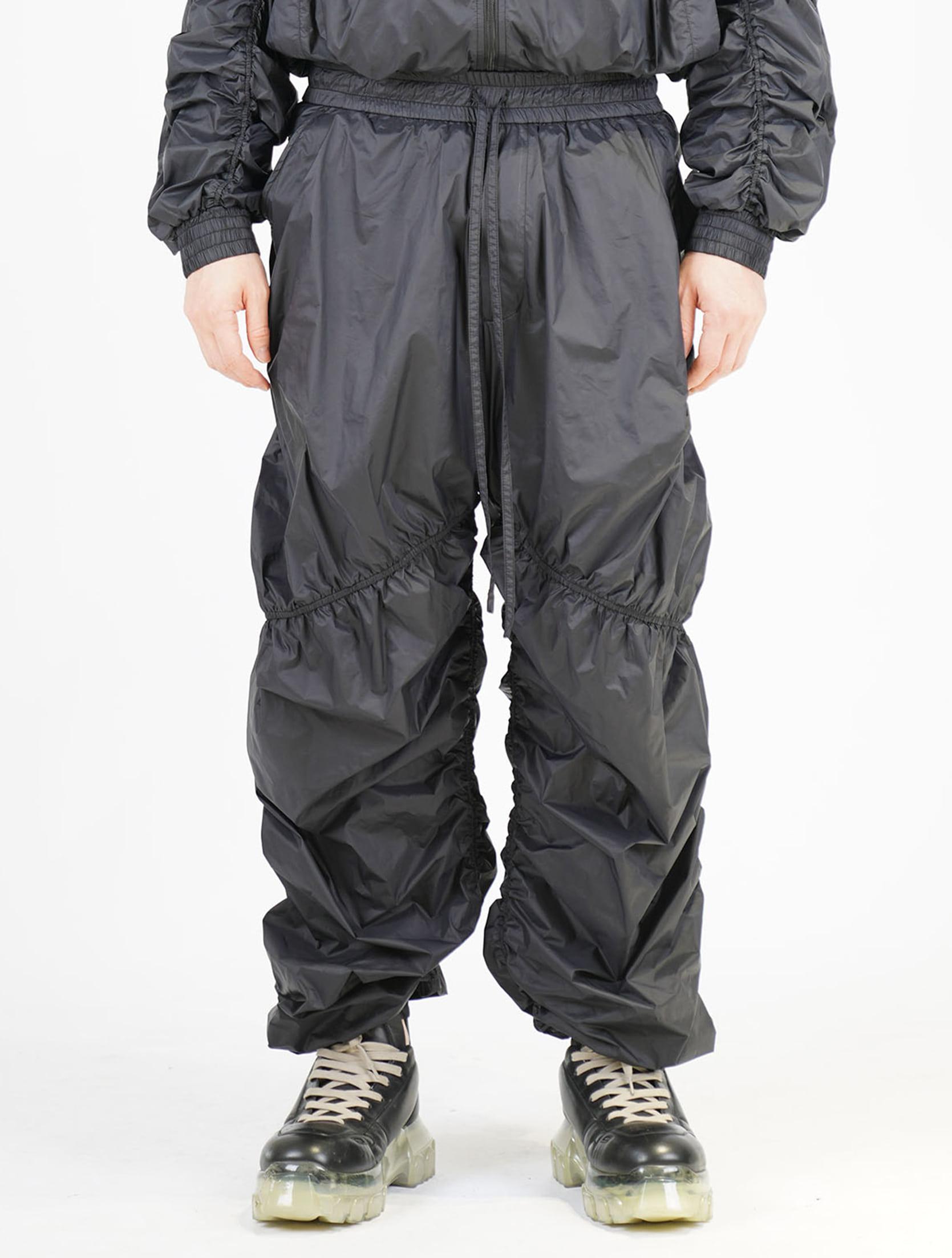 Super Light Wrinkled Track Pants
