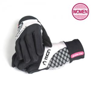 [MGL-ELSA/여성/블랙]여성용 싸이클장갑스마트폰터치,통기성좋은매쉬