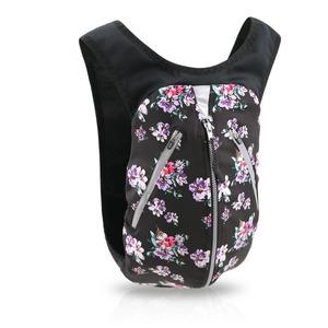[MCN FIT BAG-WIND FLOWER]남녀공용 사계절 자전거 백팩, 와일드 플라워용량3L, 초경량, 생활방수스포츠가방, 사이클배낭 등 아웃도어용