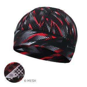 [Skull Cap-DYNAMITE]K-매쉬 스컬캡 다이너마이트헬멧 속에 착용하는 자전거모자라이딩 비니 쪽모자 사이클링캡 조각모