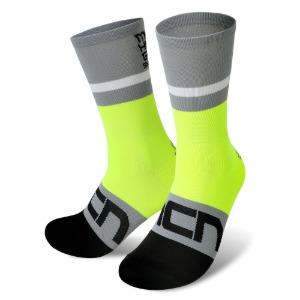 [MSM-HEEL GRIP GREEN]힐그립 스포츠 삭스 그린남자 싸이클링 러닝 등산 축구 스포츠 양말
