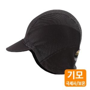 [WARM CAP-GRID]방한 사이클링캡-그리드헬멧 안에 가볍게 착용하는 귀달이 쪽모자방한모자 비니 웜캡 속모자 보드 스키 모자