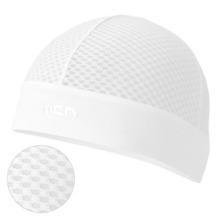 [SKULL CAP K-MESH WHITE] K-매쉬 스컬캡-화이트헬맷 속에 가볍게 착용~ 흐르는 땀을 막아줍니다.