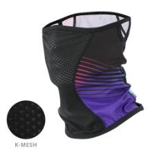 [MASK SR1-ULTRA VIOLET]통기성 좋은 기능성 K-메쉬 마스크, 울트라 바이올렛벌레와 자외선으로 부터 얼굴을 보호하는자전거/등산/낚시/레저 등 스포츠마스크