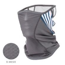 [MASK SR1-DUKE]통기성 좋은 기능성 K-메쉬 마스크, 듀크벌레와 자외선으로 부터 얼굴을 보호하는자전거/등산/낚시/레저 등 스포츠마스크