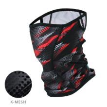 [MASK SR1-DYNAMITE]통기성 좋은 기능성 K-메쉬 마스크, 다이너마이트벌레와 자외선으로 부터 얼굴을 보호하는자전거/등산/낚시/레저 등 스포츠마스크