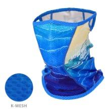 [MASK SR1-SURF]통기성 좋은 기능성 K-메쉬 마스크, 서프벌레와 자외선으로 부터 얼굴을 보호하는자전거/등산/낚시/레저 등 스포츠마스크