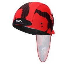 [MHBN-SCARLET HAMMER]스칼렛 해머 자전거 두건헬멧 안에 착용하는 사이클링 반다나조각모, 쪽모자, 속모자, 스컬캡, 라이딩모자
