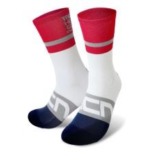 [MSM-HEEL GRIP RED]힐그립 스포츠 삭스 레드남자 싸이클링 러닝 등산 축구 스포츠 양말