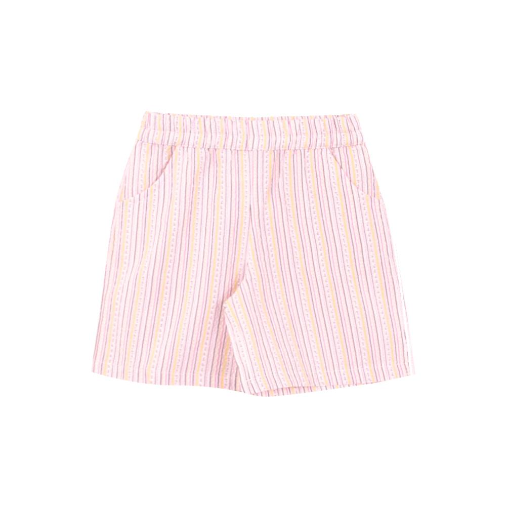 Flower stripe pants (2차입고,당일발송)