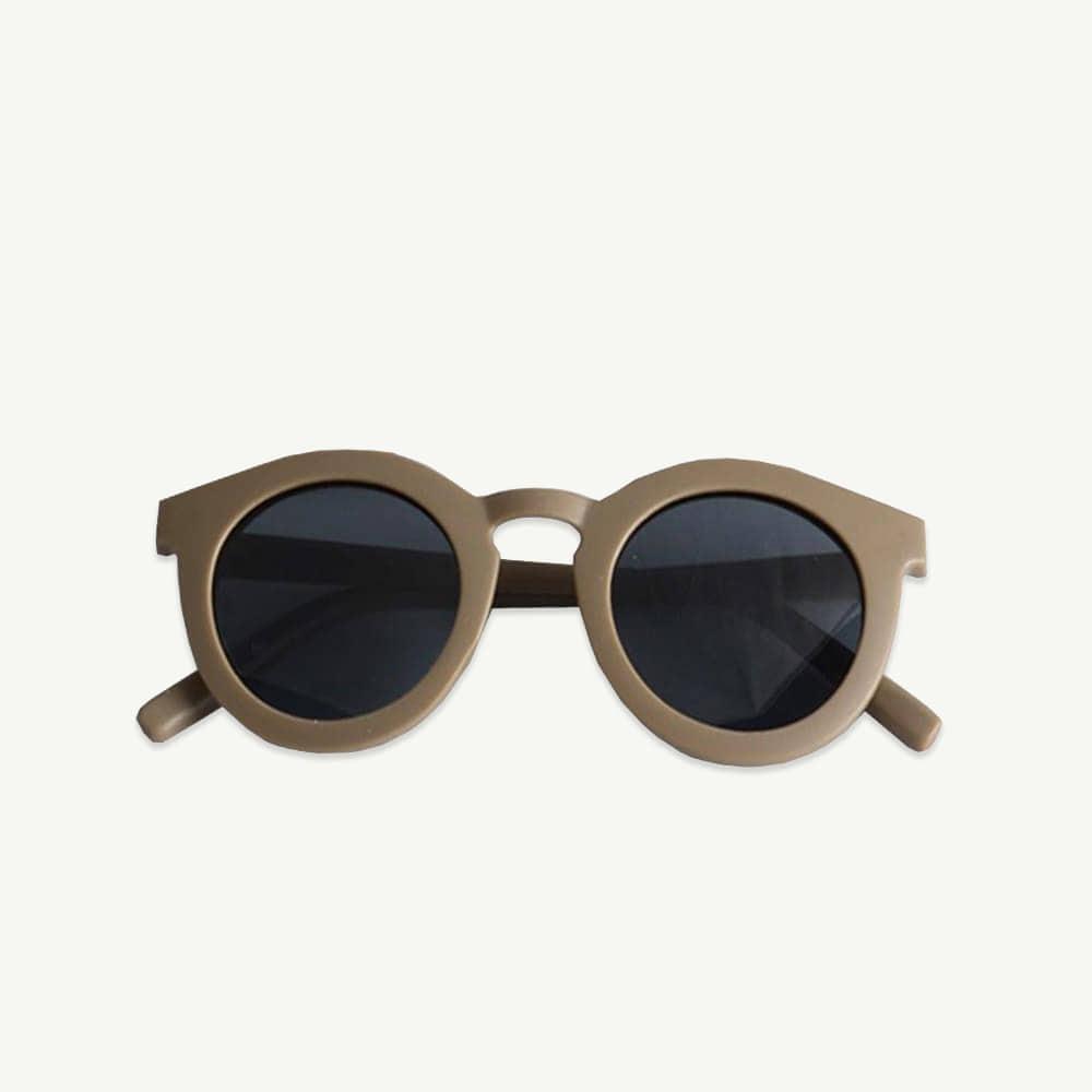 21 Sustainable Kids Sunglasses - Stone