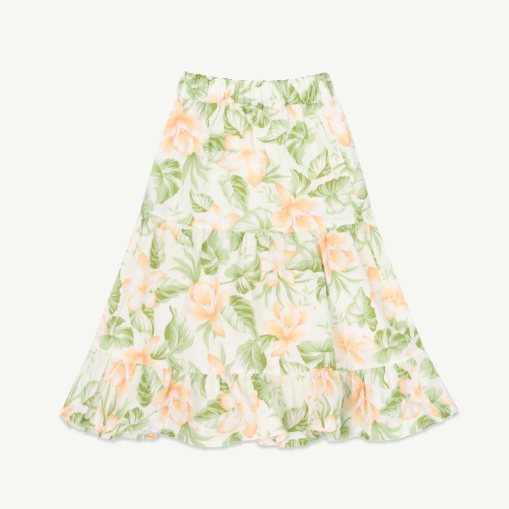 Aloha skirt (2차입고,당일발송)