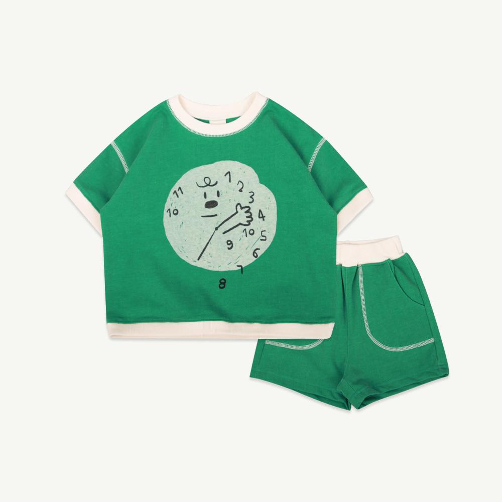 Green stitch set ( 3차 입고, 당일발송)