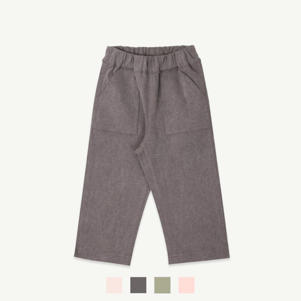 21 F/W Pocket pants (프리오더)
