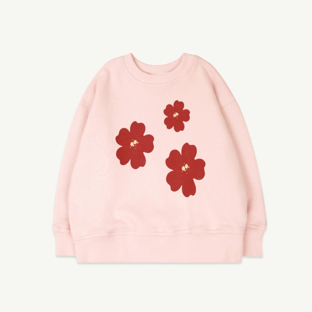 21 F/W Flower sweatshirt