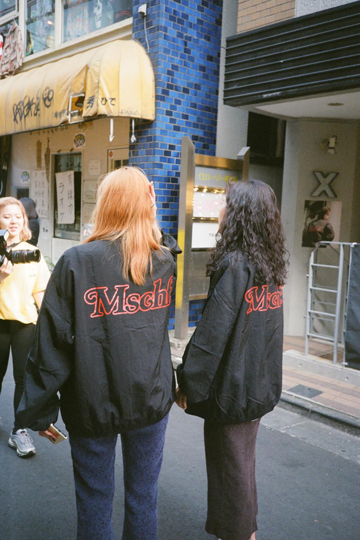 GIRLS DON'T CRY x MISCHIEF | photo recap