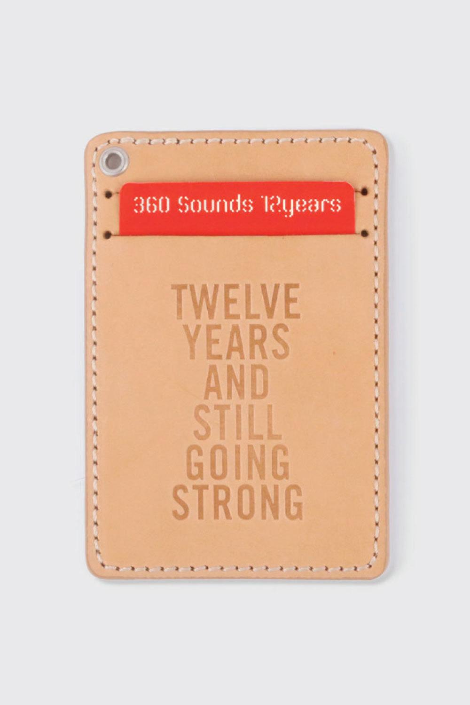 360 SOUNDS x MISCHIEF | product catalogue