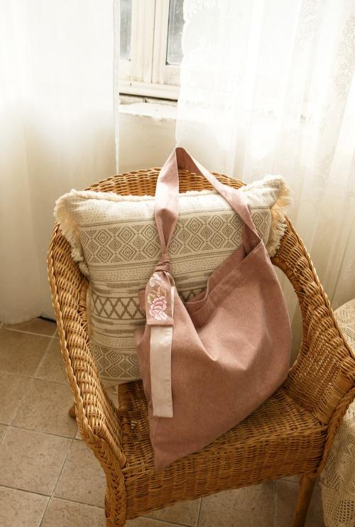 가방 | 모란나비 데일리 핑크 T1J10A043