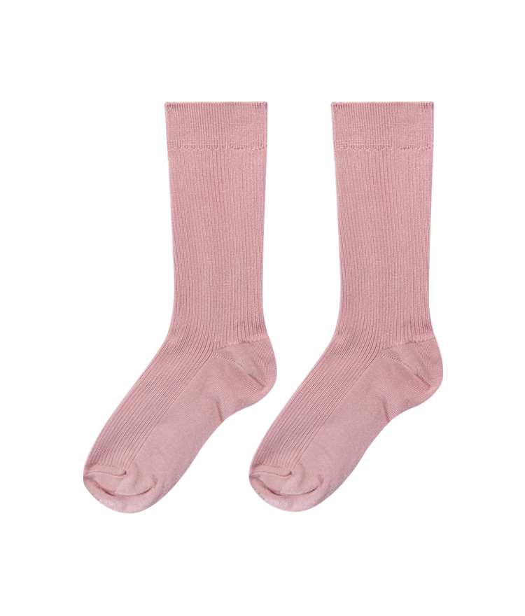 ROMANTIC MUSEBasic Solid Tone Socks